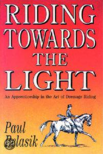 riding towards the light